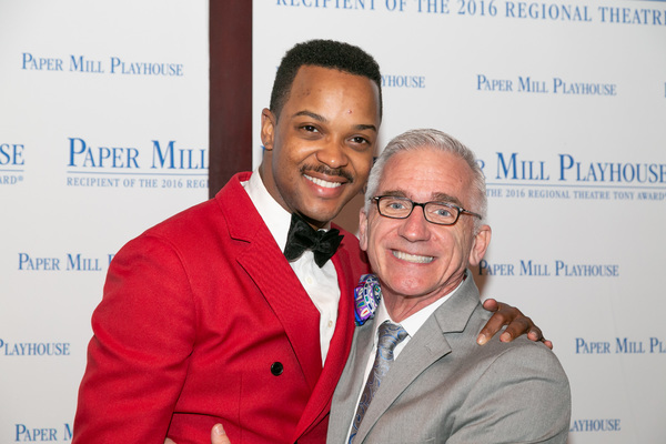 Photo Flash: THE STING Celebrates Opening Night at Paper Mill
