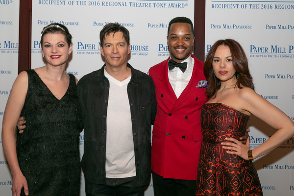 Kate Shindle, Harry Connick, Jr., J. Harrison Ghee, Janet Dacal
