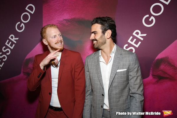 Nico DiMarco and Nyle DiMarco