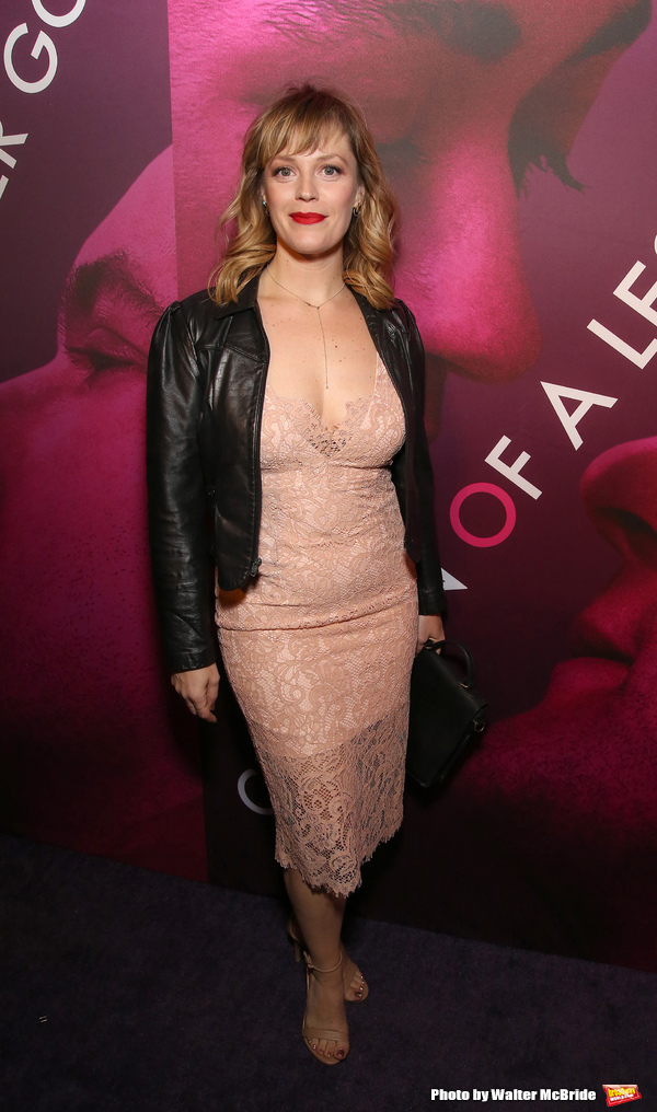 Photo Coverage: On the Opening Night Red Carpet for CHILDREN OF A LESSER GOD