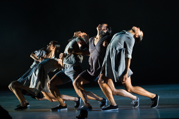 Photo Flash: Get A First Look At Ballet Hispanico's WAITING FOR PEPE