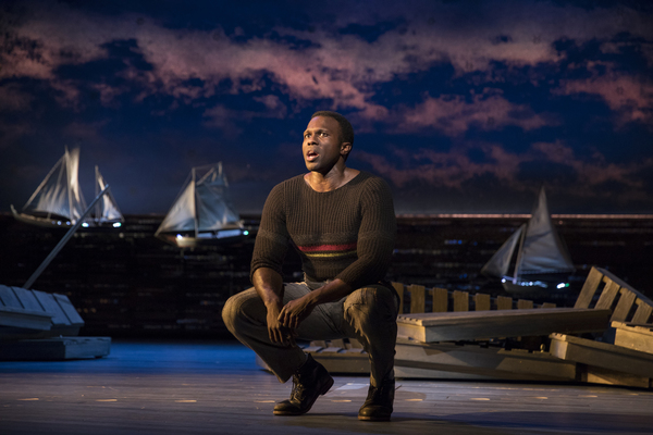 Photo Flash: First Look at Jessie Mueller, Joshua Henry & More in CAROUSEL on Broadway!