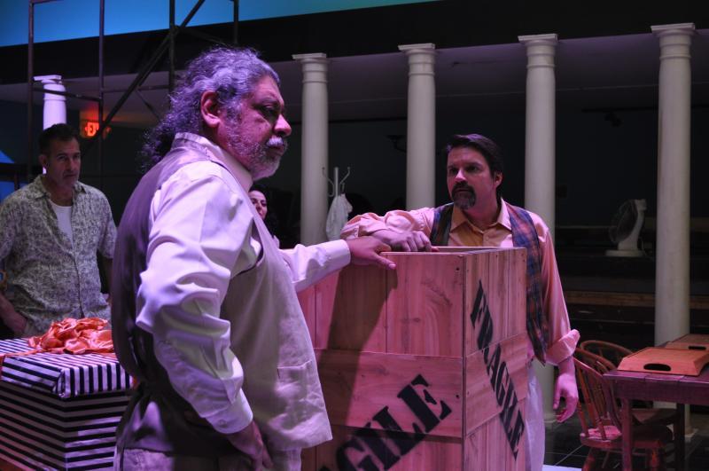 BWW Review: ANNA IN THE TROPICS BY NILO CRUZ at Metropolitan Ensemble Theatre At The Warwick