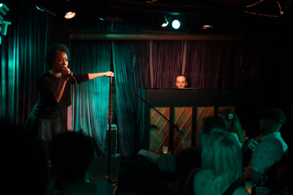 Photos: The SWAP Cabaret At The West End Lounge