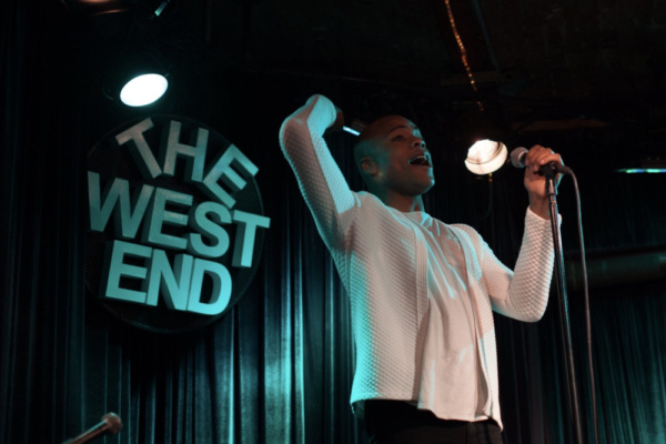 Photo Flash: The SWAP Cabaret At The West End Lounge