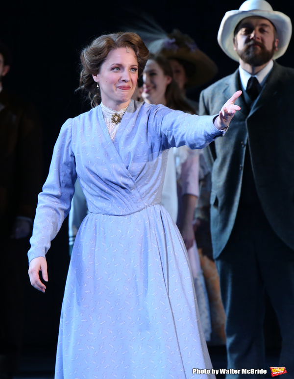 Photo Coverage: The Cast of CAROUSEL Takes Their Opening Night Bows