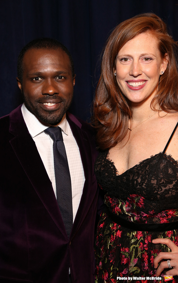 Photo Coverage: Go Inside the CAROUSEL Opening Night After Party