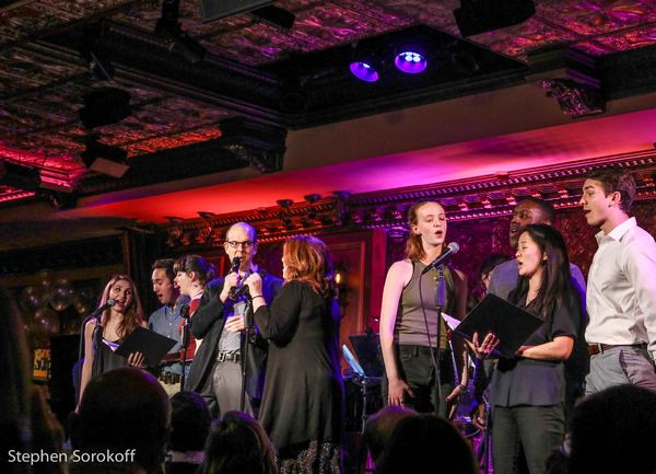 Photo Coverage: No Regrets If You Saw Regretting Almost Everything at Feinstein's/54 Below