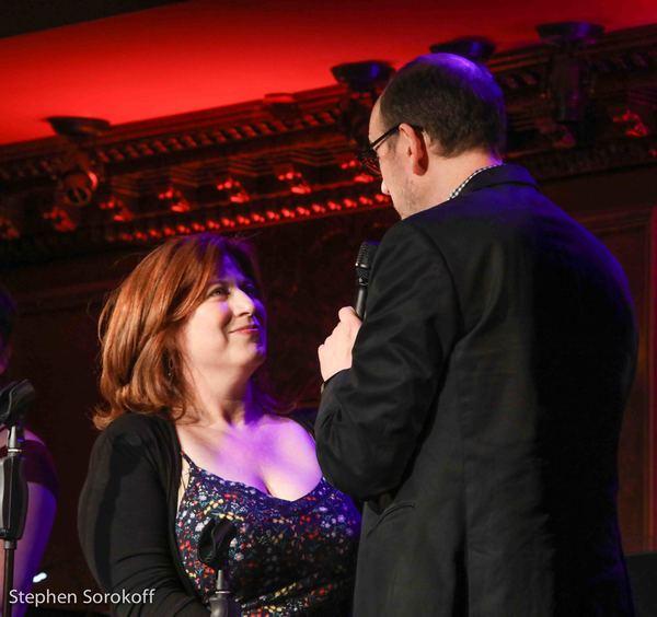 Anne Nathan & Jeff Blumenkrantz
