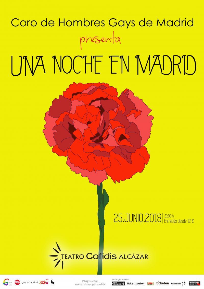El Coro de Hombres Gays de Madrid comienza su quinta temporada