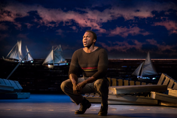 BWW Review:  Joshua Henry Thrills in Jack O'Brien's Drastically Edited Version of Rodgers & Hammerstein's CAROUSEL