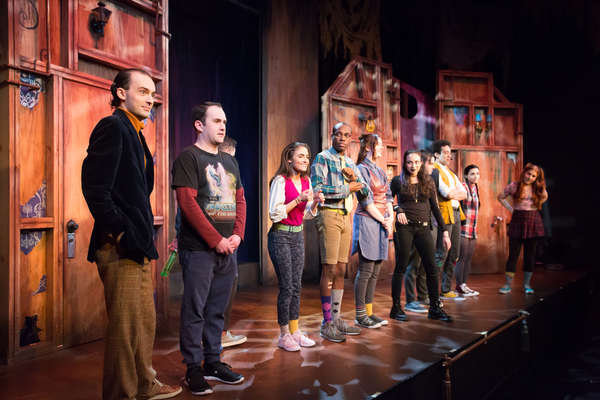 Photo Flash: PUFFS is Ready For Their Close-Up!