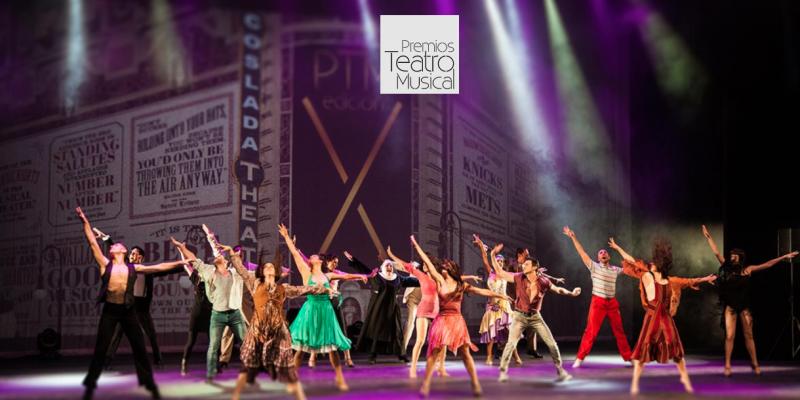 Se anuncian los finalistas a los Premios Teatro Musical 2018
