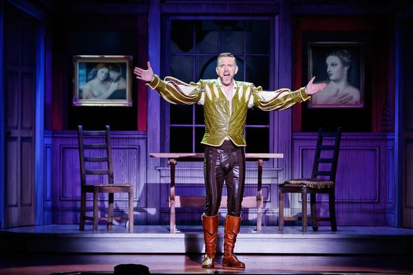 Photo Flash: Get A First Look At KISS ME, KATE at The 5th Avenue Theatre