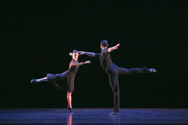 Photo Flash: HISTOIRE by Martha Graham Dance Company