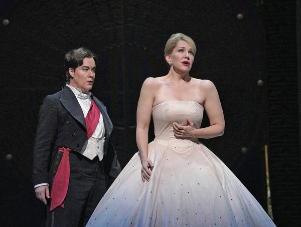 Alice Coote as Prince Charming and Joyce DiDonato in the title role of Massenet's Cen Photo