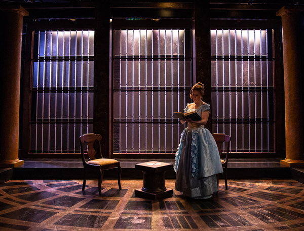 Photo Flash: Know Theatre Presents The Regional Premiere Of ADA AND THE ENGINE