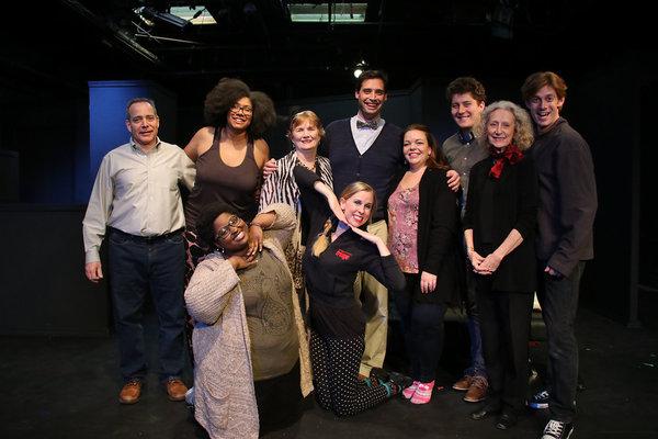 Photo Flash: Fells Point Corner Theatre Presents 10X10X10