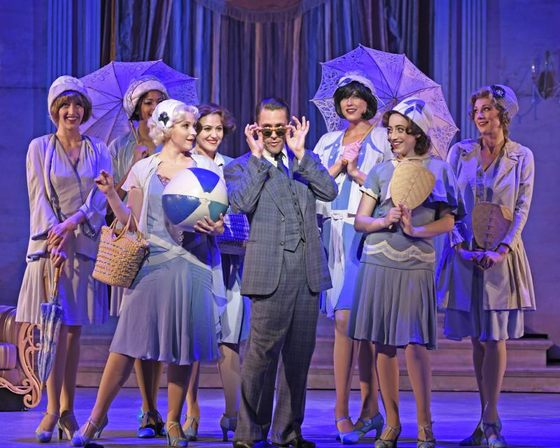 BWW Review: Musical Theatre West Surprises with the Delightful NICE WORK IF YOU CAN GET IT