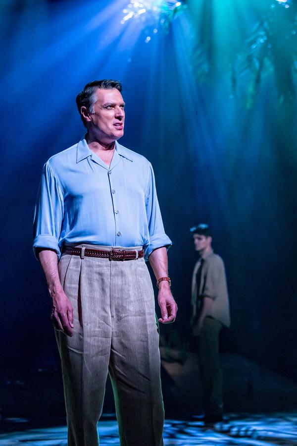Photo Flash: Robert Cuccioli Stars in SOUTH PACIFIC Drury Lane Theatre