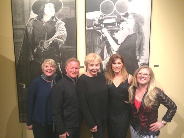 Alison Arngrim, Eric Scott, Michael Learned, Judy Norton and Nancy Cartwright