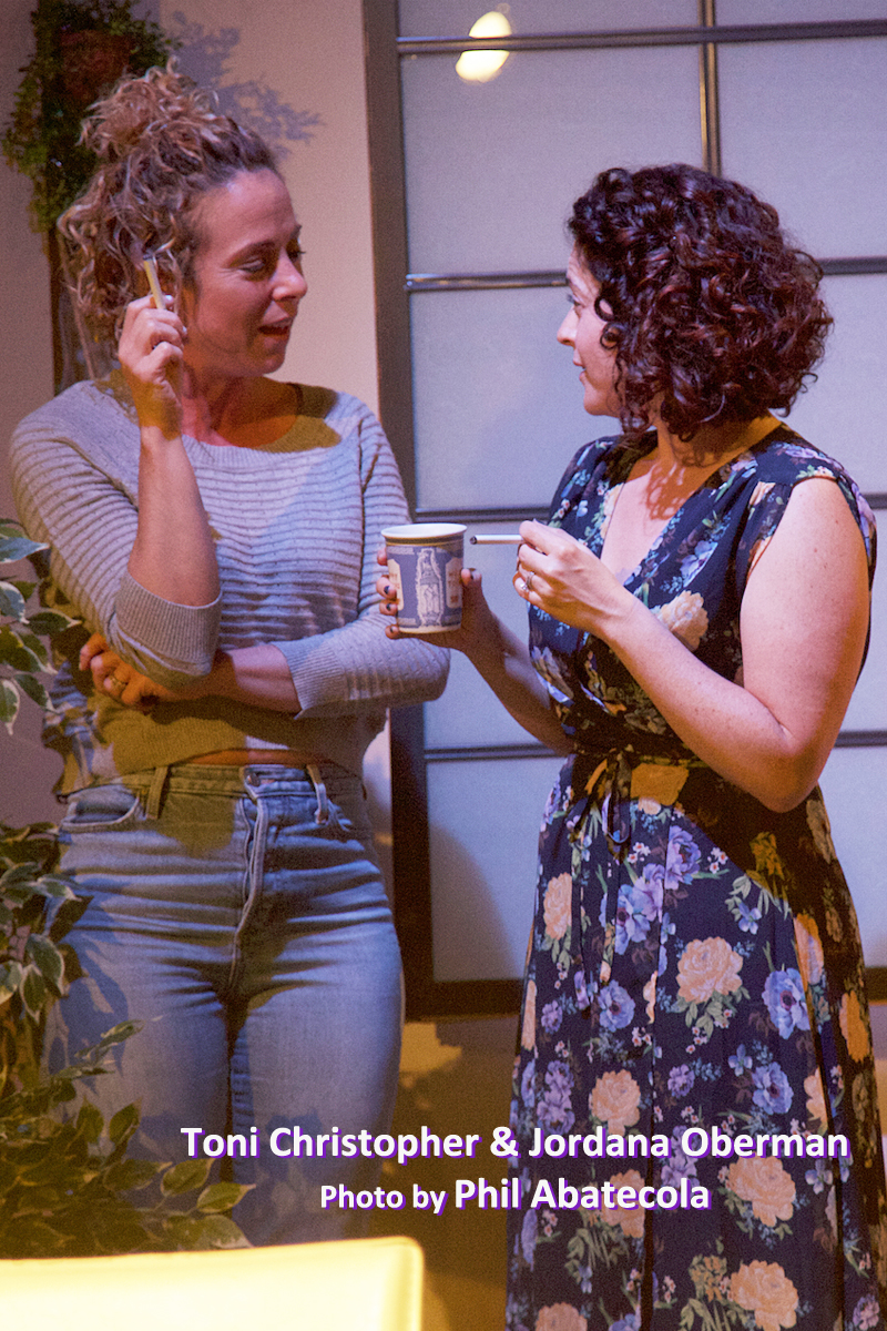 BWW Review: Mesmerizingly Effective THE INTIMACY EFFECT