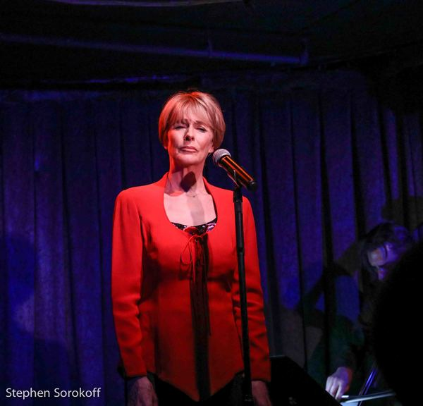 Photo Coverage: Liz Robertson Sings 'Lerner Without Loewe' at Don't Tell Mama