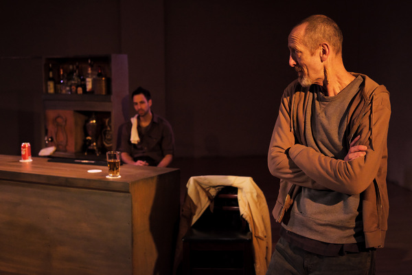 Photo Flash: First Look at QUIETLY by Owen McCafferty from Corrib Theatre