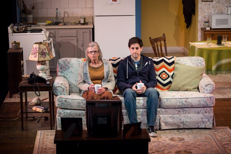 BWW Review: THE REVISIONIST at Playhouse On Park