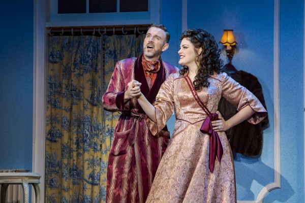 BWW Review: 5th Avenue's KISS ME, KATE is a Love Letter to Those Who Came Before