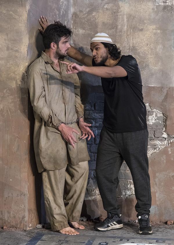 Photo Flash: Ensemble Theatre Company Presents THE INVISIBLE HAND