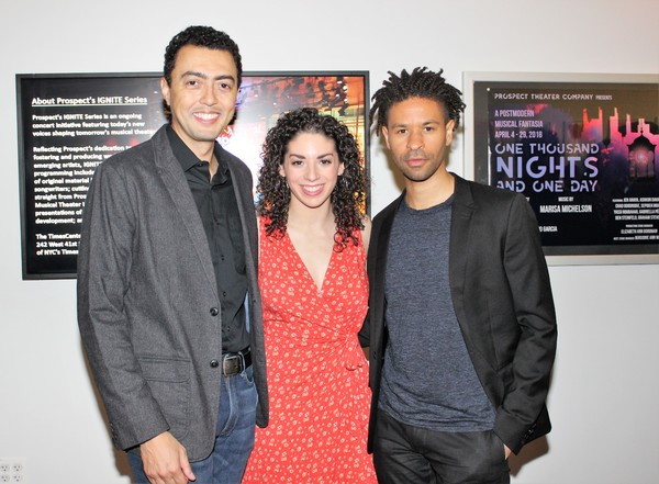 Photo Coverage: Inside Opening Night of Prospect Theater's ONE THOUSAND NIGHTS AND ONE DAY