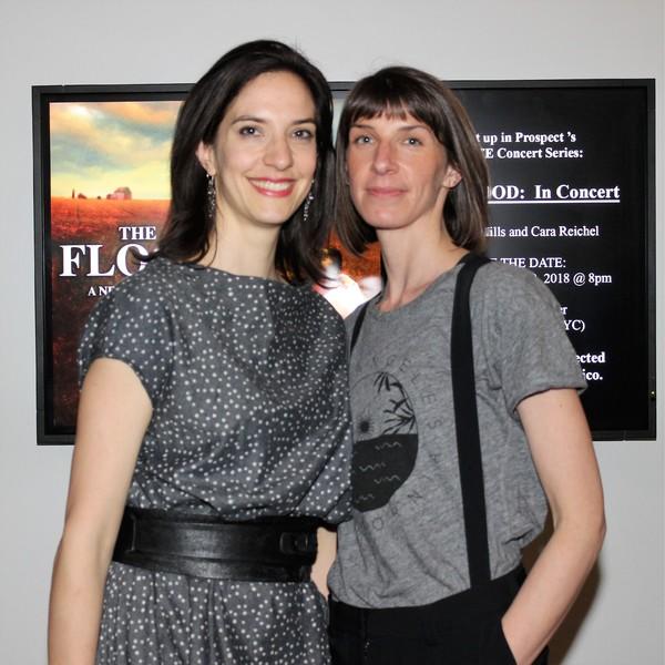 Marisa Michelson and Erin Ortman Photo