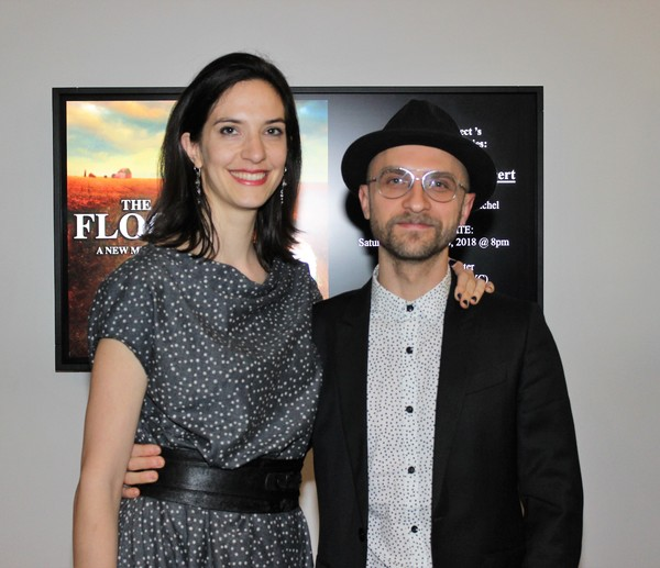 Marisa Michelson and Enrico De Trizio Photo