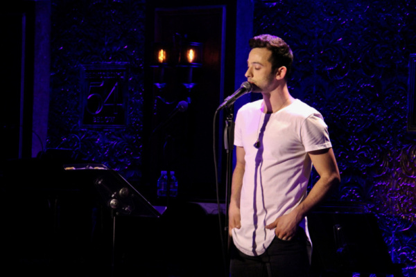 Photo Flash: 'A Pronoun Showdown' At Feinstein's/54 Below
