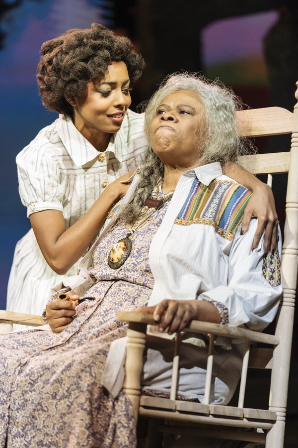 Photo Flash: First Look at Adrienne Warren as TINA