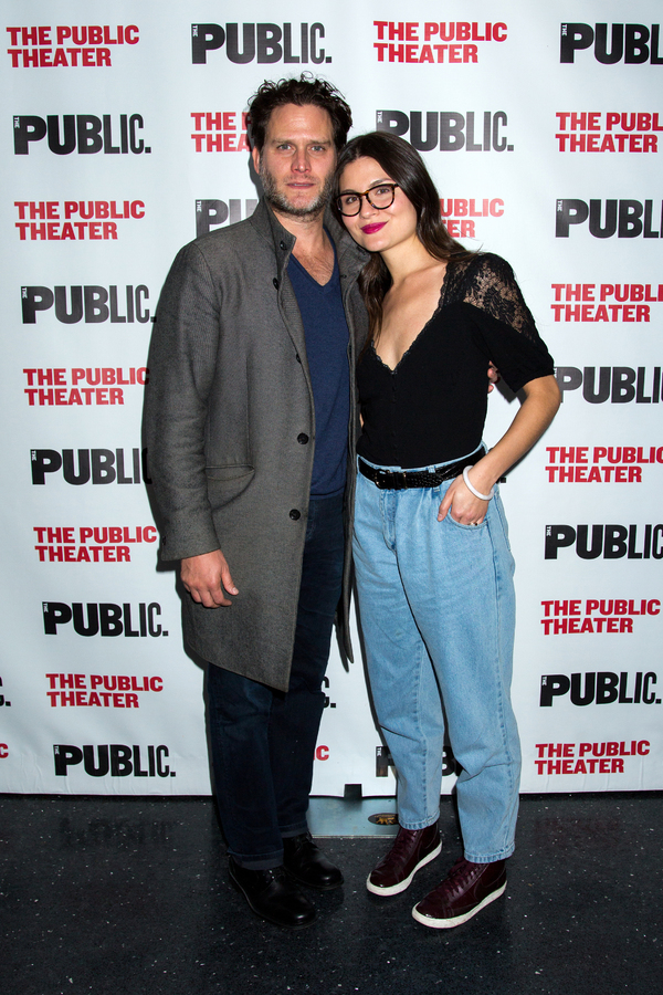 Photo Coverage: Inside Opening Night of MLIMA'S TALE at the Public Theater