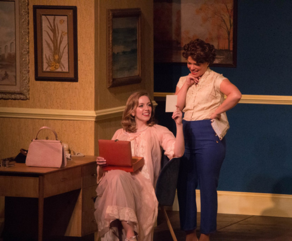 Photo Flash: A Look At The Springer Opera House's Production Of PERFECT ARRANGEMENT