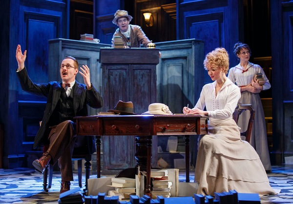 Photo Flash: First Look at Tom Hollander & Company in TRAVESTIES on Broadway!