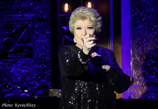 Photos: Marilyn Maye Returns to Feinstein's/54 Below with 90 AT LAST