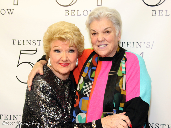 Marilyn Maye, Tyne Daly