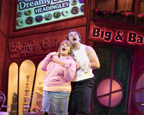 Photo Flash: Elaine C. Smith Stars in FAT FRIENDS THE MUSICAL