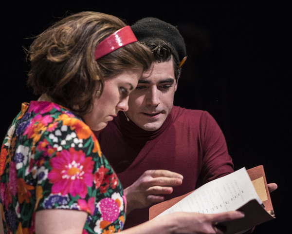 Photo Flash: 1st Stage Presents Award-Winning Musical FLY BY NIGHT