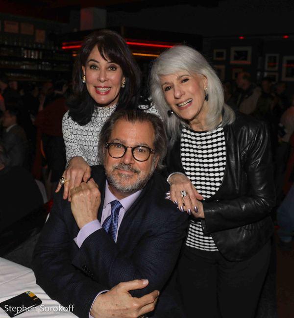 Catherine Adler, Alan Goodman, Jamie deRoy