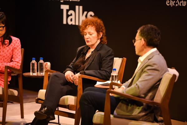 Photos: Grace Jones, Margaret Atwood, Katie Couric, Denzel Washington and More Come to TIMESTALKS Festival