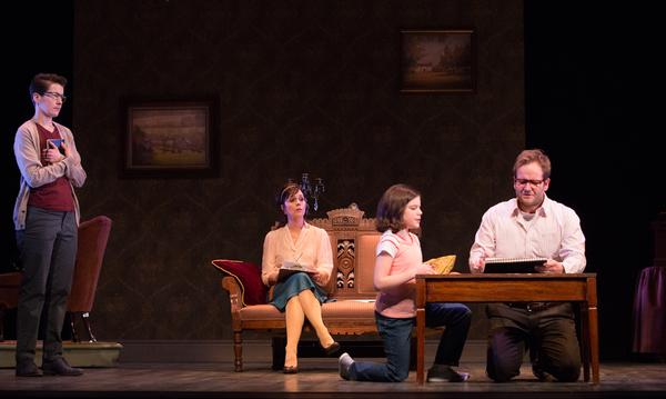 Photo Flash: Off-Mirvish Presents Tony Award-Winning Best Musical FUN HOME