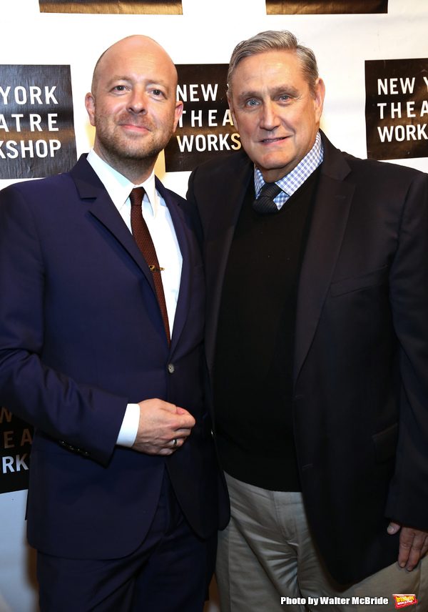 John Tiffany and Jim Nicola