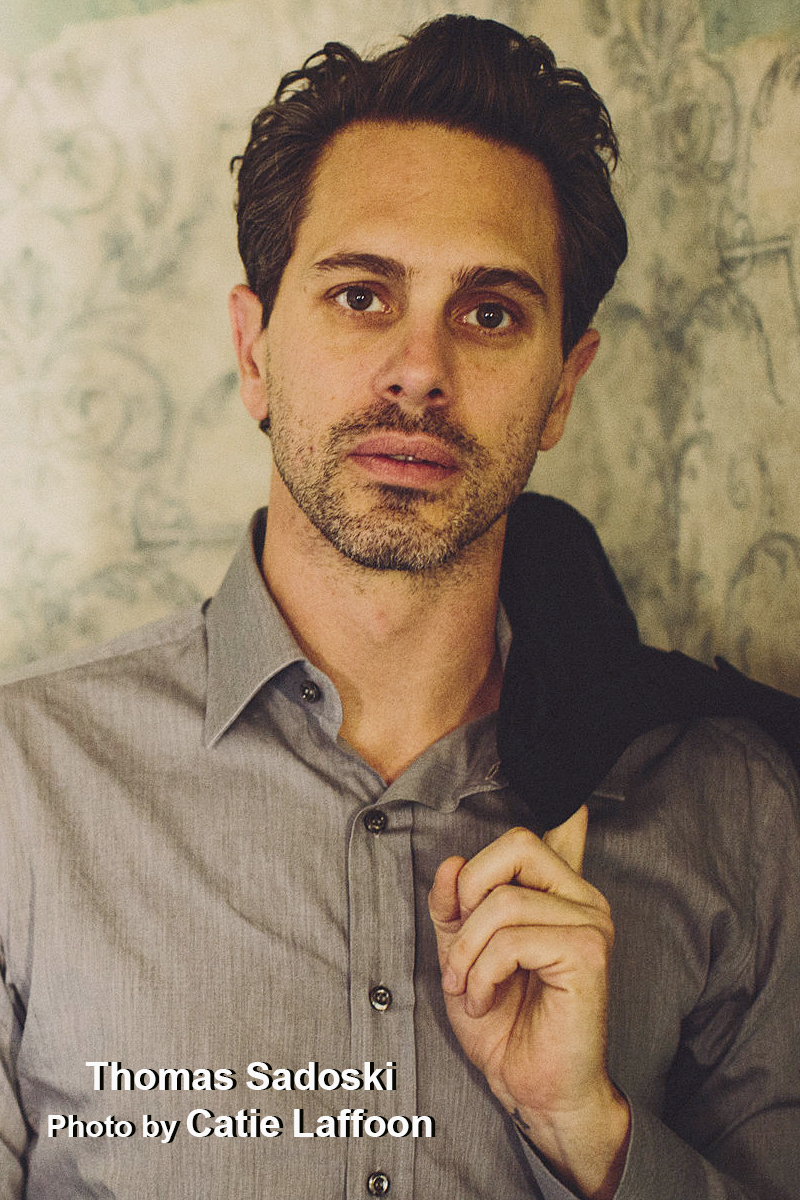 BWW Interview: Thomas Sadoski - A Self-Proclaimed Theatre Rat Shares His Passions