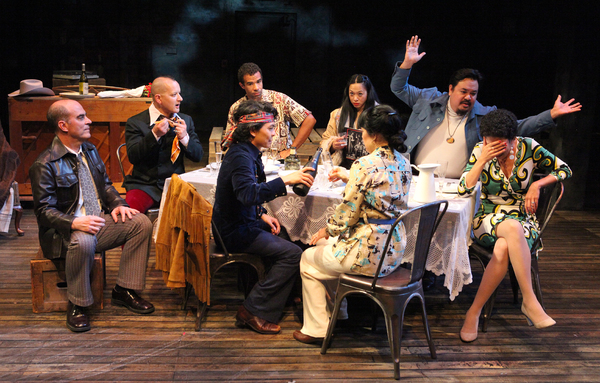 Photo Flash: First Look at Magic Theatre's THE GANGSTER OF LOVE