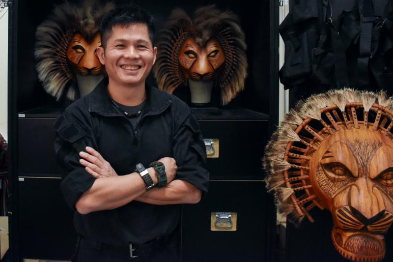 BWW Interview: Tim Lucas Talks Behind-the-Scenes With THE LION KING Puppets